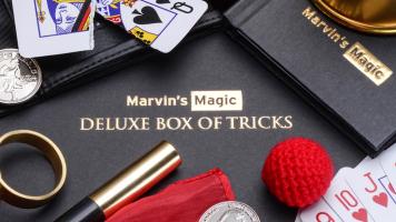 Delux Box of Tricks – Promo